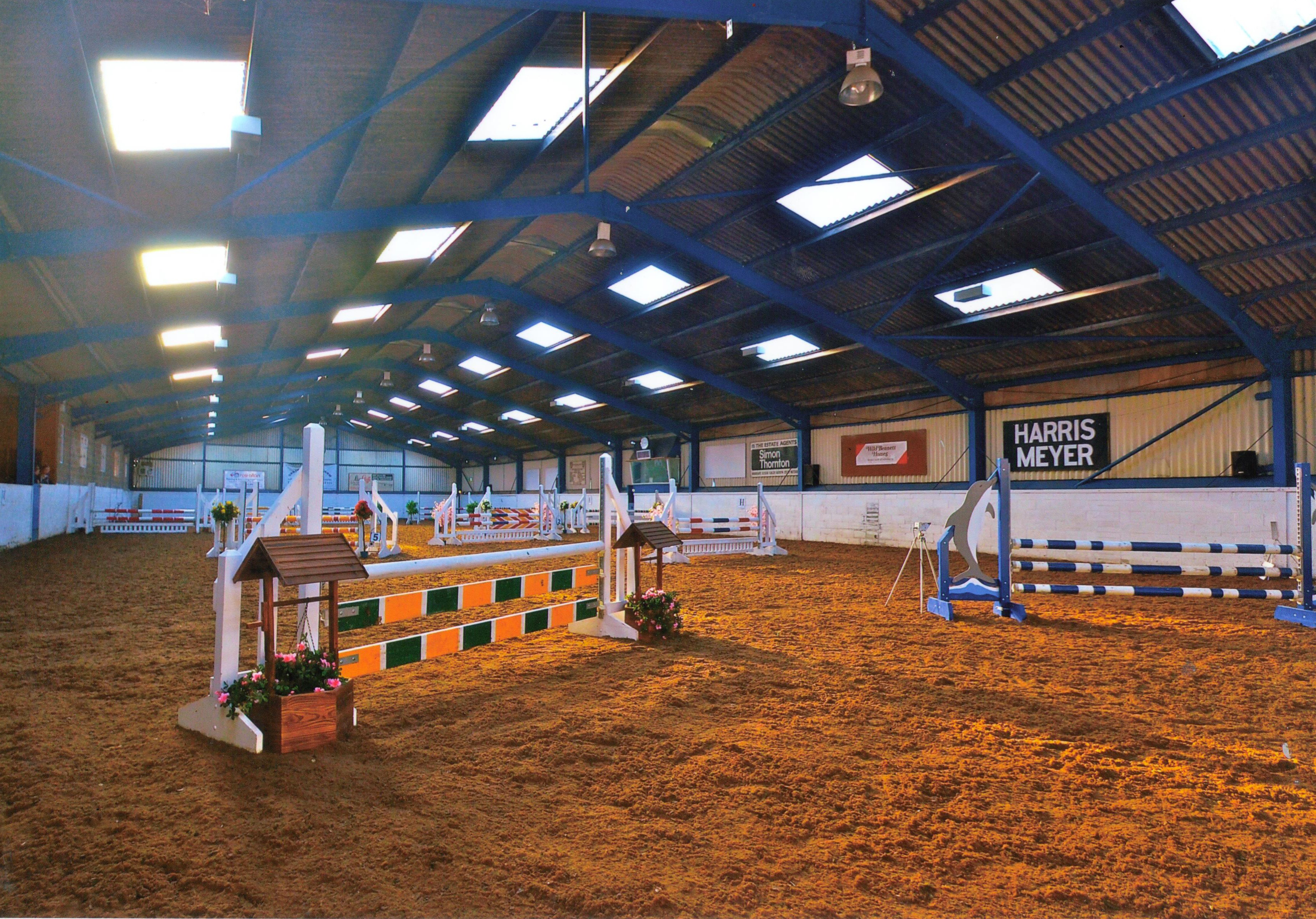 Indoor and Outdoor Arena Hire at Harrogate Riding Centre
